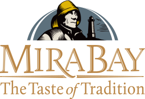 Mira Bay - The Taste of Tradition Logo