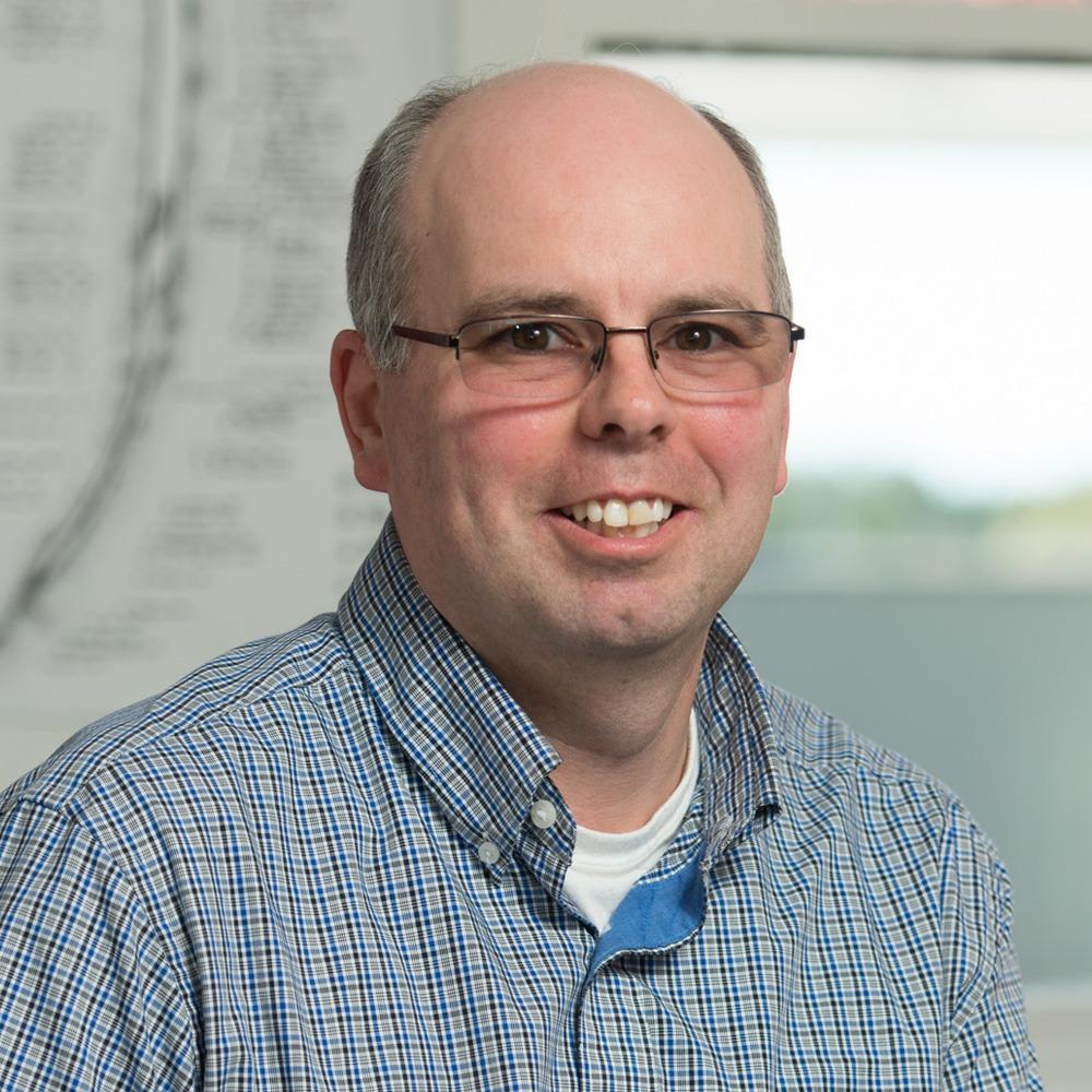 Staff photo of Peter Cameron