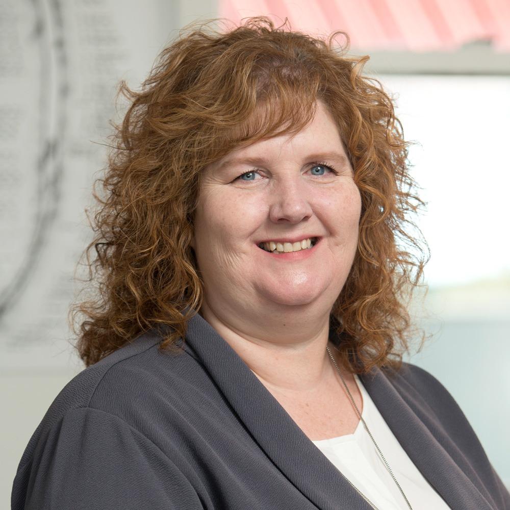 Staff photo of Debbie MacIntrye