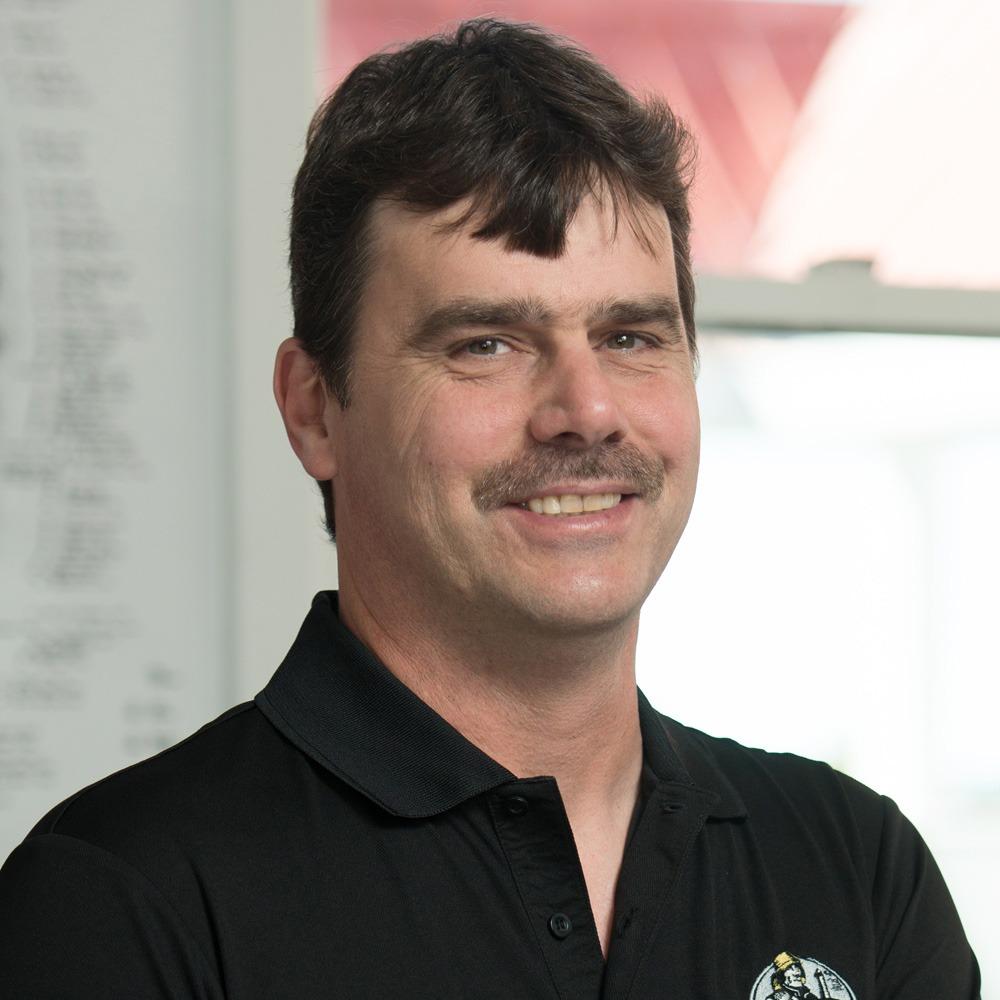 Staff photo of Steve Taylor