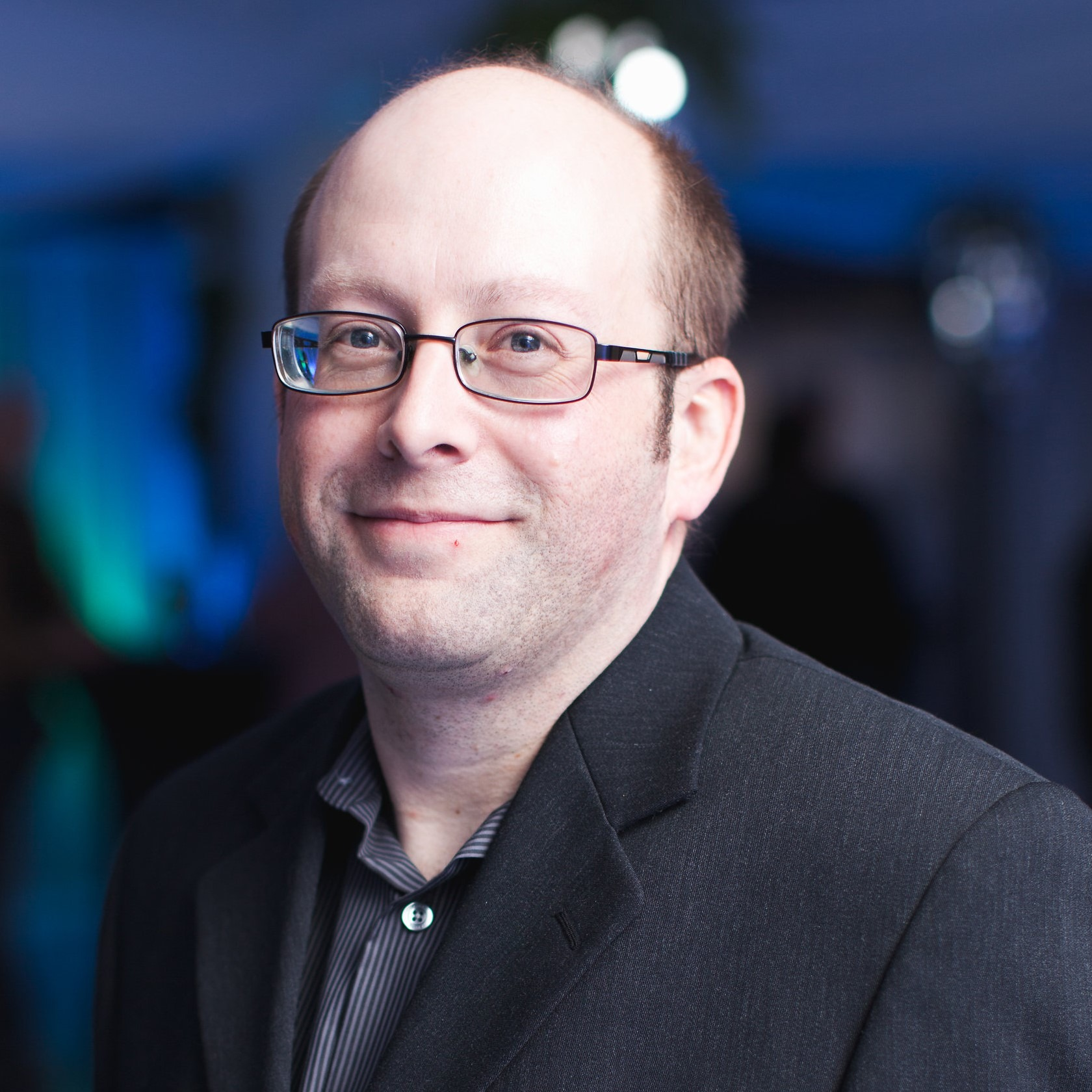 Staff photo of Scott Samson
