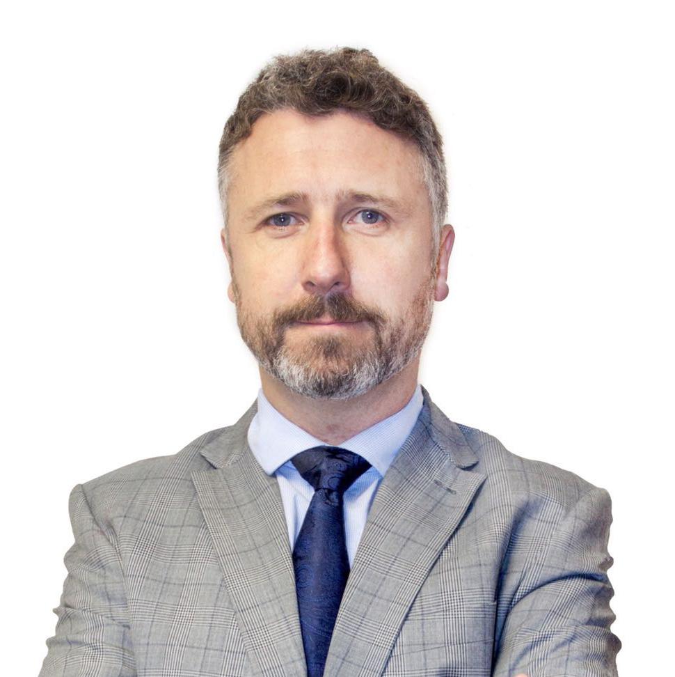 Staff photo of Damien Barry